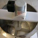 Single Blade Slow Speed Mixer