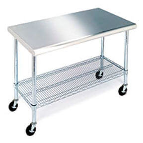 stainless-table